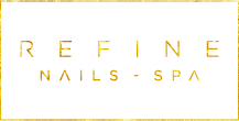 Refine Nails and Spa Logo